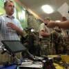 У Хмельницькому відкрилась виставка волонтерської військової продукції