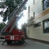 У Хмельницькому пожежа знищила покрівлю ресторану екс-регіонала Собка