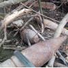 У Полонному знайшли 17 артилерійських снарядів часів ВВВ