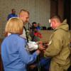 """Нацгвардійцю з Славути вручили медаль """"За військову службу"""""""