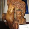 У Хмельницькому презентували унікальну виставку дерев'яних скульптур козацької доби