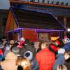 У Хмельницькому засвітили вогні на головній ялинці міста та відкрили гостину Святого Миколая