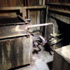 Старе приміщення лазні №1 аварійне, можливо на його місці збудують нове