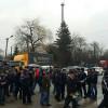 На Хмельниччині аграрії блокують траси, протестуючи проти податкових змін