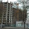 """У Хмельницькому поліція побачила факт незаконної забудови прибережної зони, коли будівельники """"вигнали"""" 9 поверхів"""