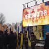 Півтисячі хмельничан вулицями пронесли портрети загиблих Героїв Небесної сотні