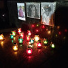 Близько 200 хмельничан вийшли на вулицю згадати лідера Скрябіна у його роковини