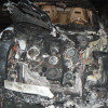 У Хмельницькому невідомі спалили спорткар депутата міськради вартістю 50 тис. дол