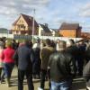 Депутат Хмельницької міської ради Олександр Білик звітує про свою діяльність на відкритих зустрічах з виборцями