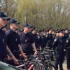 У Хмельницькому патрульна поліція відсвяткувала свої 100 днів дитячим святом