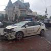 У Кам'янці-Подільському масштабне ДТП за участю поліцейських