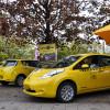До кінця літа у Хмельницькому запрацює служба таксі на електрокарах