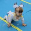 """У Кам'янці вперше провели змагання серед малюків """"Українські повзунки"""""""