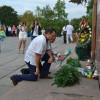 У Кам'янці-Подільському урочисто підняли Державний Прапор