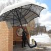 У Кам'янці-Подільському встановлять лавочку-парасольку із сонячними батареями для підзарядки гаджетів
