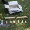 У Хмельницькому затримали чоловіка, який намагався відправити посилку з піротехнічними засобами