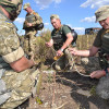 Сапери із Кам'янця-Подільського проводять в зоні АТО практичні заняття з військовослужбовцями