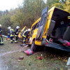 Під Кам'янцем-Подільським у ДТП загинули 4 пасажира мікроавтобуса. Ще п'ятеро – у важкому стані (Оновлено)