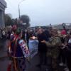 У Кам'янець-Подільський приїхав потяг єднання «Труханівська січ»