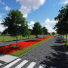 У центрі Кам'янця-Подільського хочуть облаштувати 170 метрів роздільної смуги