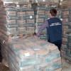 На Хмельниччині поліція вилучила три тисячі мішків «лівого» цементу