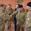 Військові інструктори з Великобританії проведуть спеціальні штабні курси у Кам'янці-Подільському