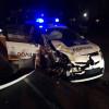 У Хмельницькому зіткнулись автівки патрульних і таксі – загинув водій таксі