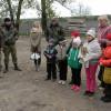 Педагоги однієї зі шкіл Донецької області подякували військовослужбовцям із Кам'янця-Подільського