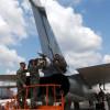 Командування ВПС: у Старокостянтинові влада потурає забудовам, які знижують боєготовність авіації (Оновлено)