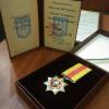 Мер Хмельницького отримав відзнаку від Міністерства оборони України