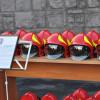 Рятувальникам області роздали шість пожежних машин і ключі від квартир
