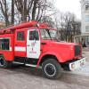 У центрі Хмельницького горіло кафе