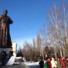 У Старокостянтинові з'явився пам'ятник Шевченку, ідею якого виношували десять років