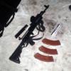 Мешканка Хмельниччини намагалась вивезти зброю із зони АТО