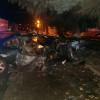 У Городку автомобіль зіткнувся з електропорою, одна людина загинула