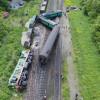 Аварійні служби відновили рух на одній колії через станцію Нігин, де зіткулося двоє потягів