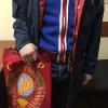 У Хмельницькому поліція виявила чоловіка з радянською атрибутикою