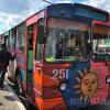 Нові правила користування хмельницькими тролейбусами: водіям заборонять слухати музику, пасажирам – їздити з морозивом