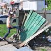 Симчишин дозволив комунальникам переставляти будівельні паркани