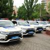 Поліція Хмельниччини одержала 5 японських кроссоверів з екодвигунами
