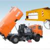У Симчишина купують унівесальний підмітально-прибиральний автомобіль за 9,6 млн. грн