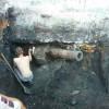 У Хмельницькому будівельники відкопали частину радянського танку КВ-2
