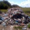 Через відмову Старокостянтинова львівське сміття викидають просто у полі
