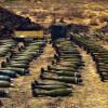 Дві військові частини Хмельниччини утилізують велику кількість боєприпасів, яким понад 40 років