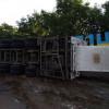 У Дунаївцях в ДТП загинуло 11 корів