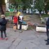 Бабуся прогнала дітей з дитячого майданчика в Хмельницькому, і вони звернулися в поліцію