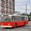 Маловідома фірма з Луганщини за 1,2 млн. грн відремонтує хмельницький тролейбус