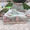 У Городку вандали пошкодили постамент, на якому мав зводитися меморіал Героям російсько-української війни