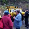 У Кам'янці туристичним БРДМ-2 зацікавилися силовики