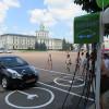 Хмельницька влада черговий раз піднімає планку граничних витрат, бо не може пригнати електромобіль